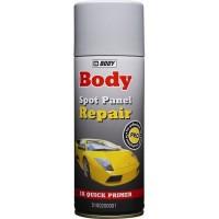 HB Body - Аэрозольный грунт д/точечного ремонта 1К , серый
