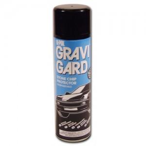 GRAVA/B  GRAVIGARD HS Антигравийное покрытие, стандартное, GRAVA/B, 5 р., , U-POL, Спреи