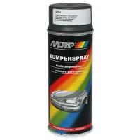 Краска аэрозольная для бампера Motip (Мотип) Антрацит