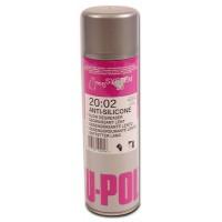 U-POL - S2002 Обезжириватель-антисиликон, медленный 0,5 л