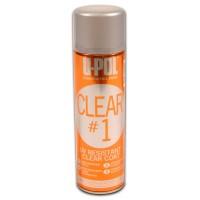 U-POL - clear 1 Лак UV устойчивый с высоким глянцем