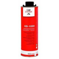 149333 KS-1000 Антигравийное покрытие окрашиваемое черное 20л