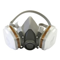 141633 Полумаска-респиратор набор CS Star Mask Starter Kit A2 P2 (размер M)