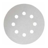 Mirka Диск Q. Silver 8-отверстий d=125mm GRIP B Р280 100 шт.