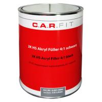 4-200-3600 CF 2К Акриловый грунт-наполнитель HS 4:1 серый 3,6 л+отвердитель 0.9 л