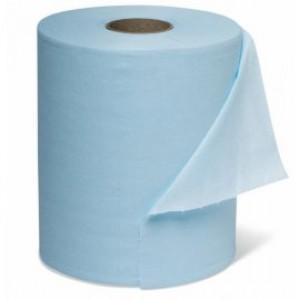 CARSYSTEM (134580) Салфетки DOUBLE BLUE 38 х 38 cм 1000 шт (2 рулона)