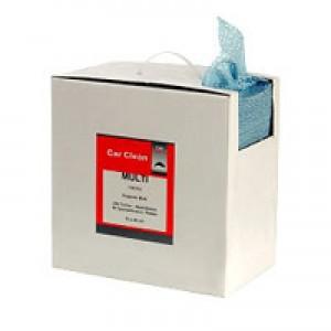 CARSYSTEM (134582) Протирочная салфетка (коробка 370 шт.)