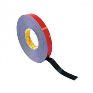 CARSYSTEM (137073) Двустороняя лента акриловая 12 мм х 10 м