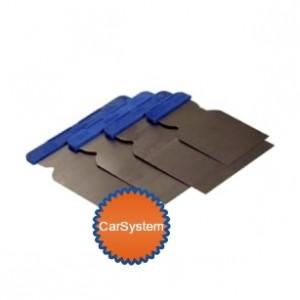 CARSYSTEM (139356) Japanspachtel набор шпателей (5/8/10/12 см)