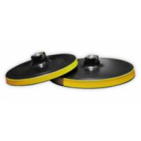 5-100-0001 CF Оправка для полировальных кругов диаметром 180 мм, velcro, резьба М14