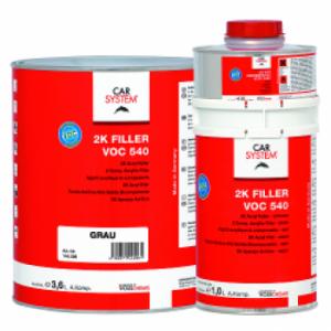 144977 Отвердитель для 2К VOC 540, стандарт (0,9 л)