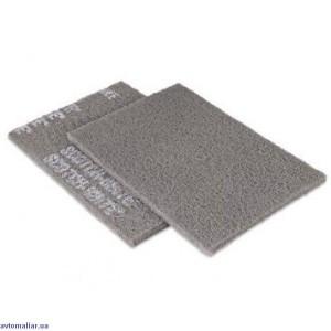 3М 7448 Скотч-Брайт серый