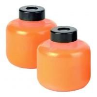 133849 Сухое проявочное покрытие набор 2х15г (оранжевый)