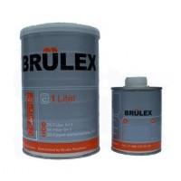 Brulex Грунт-порозаполнитель 2К-HS (светло-серый) 1 л + отв. 0,25