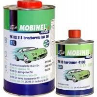 MOBIHEL – 2K HS 2:1 бесцветный лак DH low VOC (1 л. + 0,5 л.) комплект