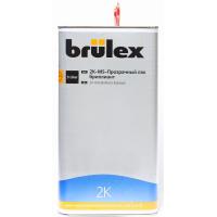 BRULEX-2K-MS-Прозрачный лак Бриллиант Комплект