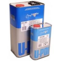 U-POL - Лак повышенной прочности Clear 2:1 S2081SR HS (+ отвердитель), комплект