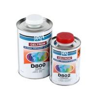 PPG Лак D800 1л + отверд. D802 0,5 комплект