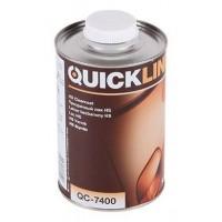 Quickline (QC-7400/S1) Прозрачный лак HS 1 л + отв. 0,5 л