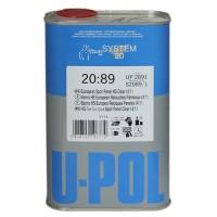 U-POL - Лак быстрый Spot/Panel Clear 4:1 S2089 HS (+отвердитель), комплект