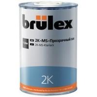 BRULEX- 2K-HS-Прозрачный лак Комплект