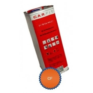 CarFit  Прозрачный лак MS 2:1 5 л + отвердитель 2,5л