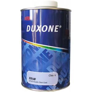 DUXON – DX48, 2К HS Акрил-полиуретановый лак универсальный, комплект