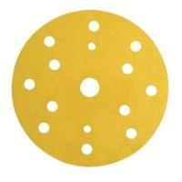 3M - абразивный круг 255Р+ золотистая LD861A Ф 150мм круг, упаковка 100 шт.