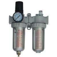 Фильтр-влагоотделитель AFRL80 Voylet с регулятором давления (шт.)