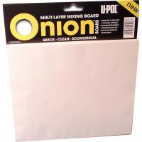 ON/1  ONION BOARD Многослойная палитра для смешивания материалов (100 листов)