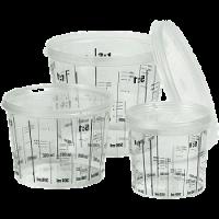 CarFit (3-200-0385) Емкость пластиковая для смешивания красок 0,385 л