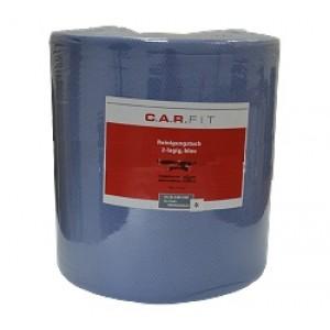 8-802-1000 CARFIT - салфетка для очистки двухслойная 38Х37 см