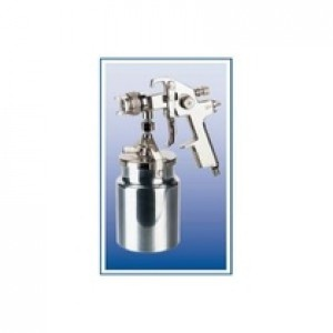 HVLP AB-17S Краскопульт  Voylet 1,4мм, н.бачок 1000мл (шт.)