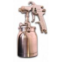 GUNGHVACАлюминиевый бачок для окрасочного пистолета HVLP, 600мл