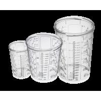 ROXELPRO - Ёмкость пластиковая для смешивания красок 1 шт.