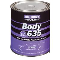 HB Body - 635 Грунт Proline 5:1 комплект Белый