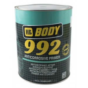 Body 992 Грунт черный 5 кг