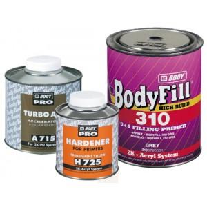HB Body - Грунт-наполнитель 310 5:1 2К + Отвердитель H725
