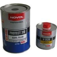 NOVOL-Protect 310 HS 4+1 - акриловый грунт белый комплект
