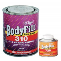 Body 310 Грунт 5+1 серый с отвердителем 1,2 кг