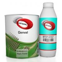 Антикоррозионный грунт G9700 (wash primer) 2K Genera с отвердителем H9732 уп. (1л+1л