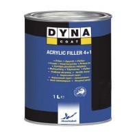 DYNA-Dynacoat Acrilic Filler 2K 4+1 комплект