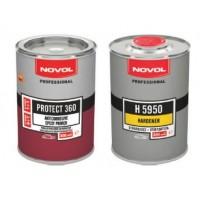 NOVOL PR360 Грунт эпоксидный антикор. 0,8 л + H5950 отвердитель 0,8 л