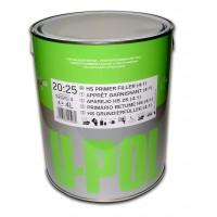U-POL - S2025 UHS белый грунт наполнитель 4:1 (+отвердитель), комплект