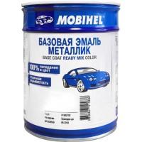 MOBIHEL - 03049 зеленый базовая эмаль металлик