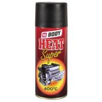 Аэрозольная краска Body (Боди) Термостойкая 420 (черная)