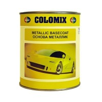 107 баклажан, осн. металлик, автомобильная краска осн. металлик, автоэмаль Colomix