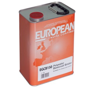 EGCB150/4 Биндер полиэфирный для базовых покрытий 150 4 л.