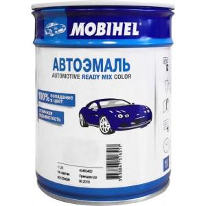 MOBIHEL - 107 баклажан алкидная краска 1К автоэмаль