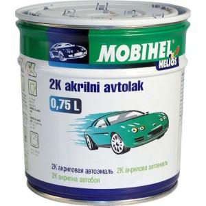 MOBIHEL - 420 балтика акриловая краска 2K автоэмаль